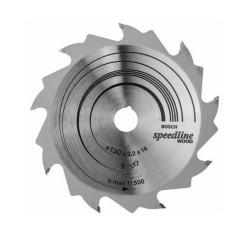 Диск пильный по строительной древесине 190х30 мм Bosch / 2.608.640.633